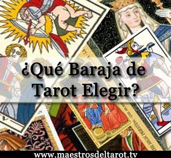 baraja de tarot